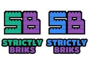 Design a Logo for Strictly Briks için Graphic Design118 No.lu Yarışma Girdisi