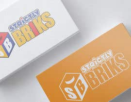 #165 for Design a Logo for Strictly Briks by Mechaion