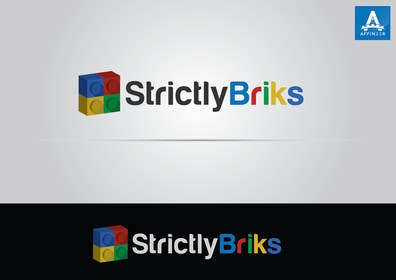 #250 for Design a Logo for Strictly Briks af affineer