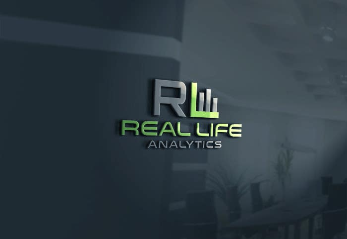 Contest Entry #34 for Design a Logo for Real Life Analytics