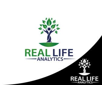 #19 for Design a Logo for Real Life Analytics af alikarovaliya