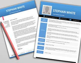 #10 for I need some Graphic Design for My Resume by resumedesigner
