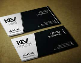 #188 untuk Design some Business Cards for KLV Studio oleh sixthsensebd