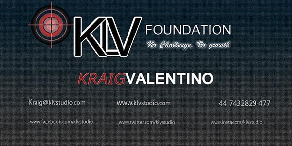 Konkurrenceindlæg #                                        111                                      for                                         Design some Business Cards for KLV Studio