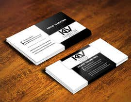 #186 for Design some Business Cards for KLV Studio by ghani1