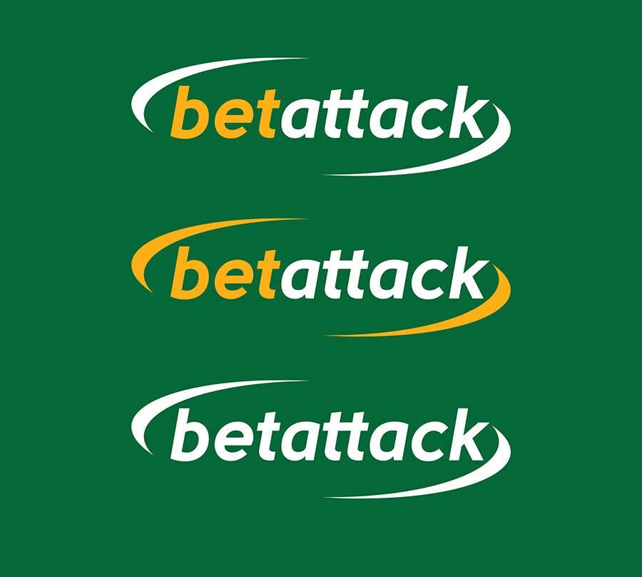 Konkurrenceindlæg #22 for Design a Logo for Bet Attack