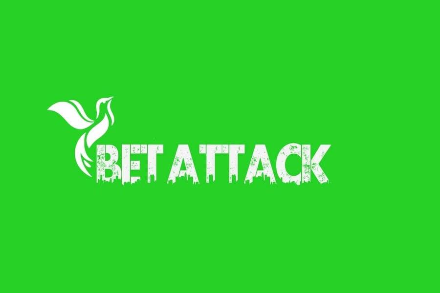 Konkurrenceindlæg #95 for Design a Logo for Bet Attack