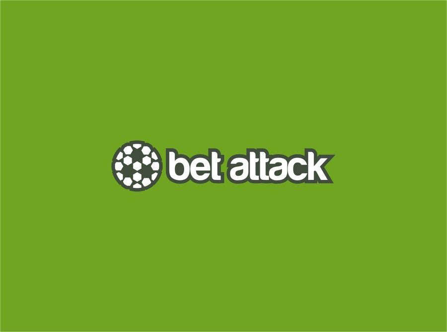 Konkurrenceindlæg #90 for Design a Logo for Bet Attack