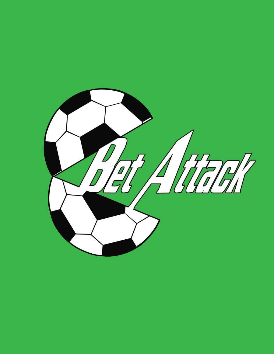 Konkurrenceindlæg #45 for Design a Logo for Bet Attack