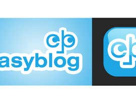 #106 for Design a Logo/Icon for 'Easyblog' af suyog2703