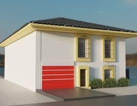 Nro 2 kilpailuun Modern House Exterior Design or  Facade/Frontage Design based on Vernacular Architecture käyttäjältä Damai15