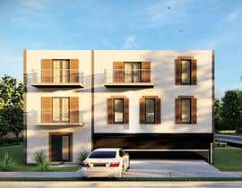 #9 cho Modern House Exterior Design or  Facade/Frontage Design based on Vernacular Architecture bởi archirem