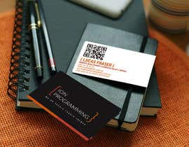 #1 for Design some Business Cards for Ion Programming by mabelromero