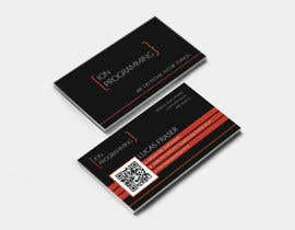 #2 for Design some Business Cards for Ion Programming by LoliRv