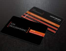 #11 untuk Design some Business Cards for Ion Programming oleh s04530612