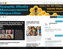 Nro 18 kilpailuun Banner Ad Design for Paper.li site käyttäjältä vinu91
