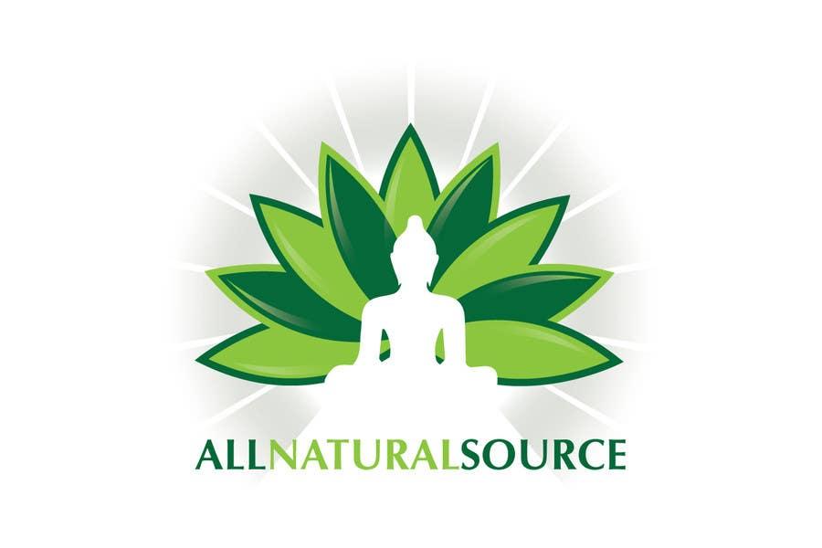 Konkurrenceindlæg #                                        214                                      for                                         Design a Logo for Natural Product Site