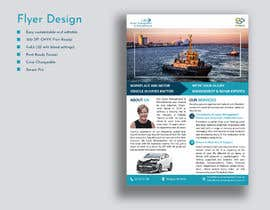 #252 para I need a designer to develop a flyer to capture the attention of Doctors de susmoydey24
