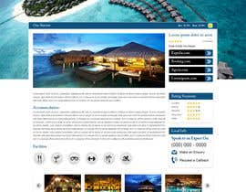 #41 untuk Website Design for Honeymoons website oleh nitinatom