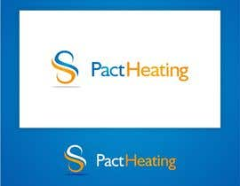 nº 16 pour Logo Design for Pact Heating par jummachangezi