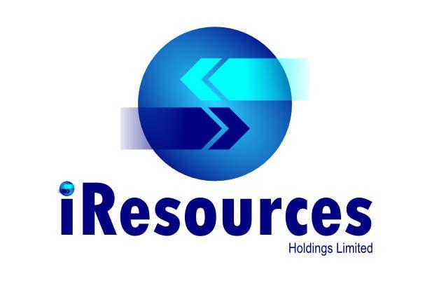 Inscrição nº 41 do Concurso para Logo Design for iResources Holdings Limited