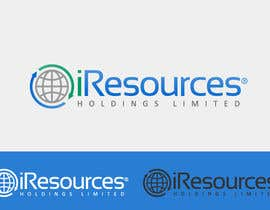 #176 for Logo Design for iResources Holdings Limited by FreelanderTR