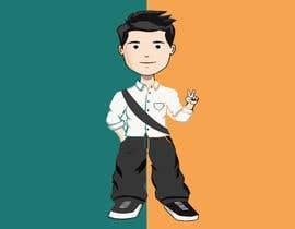 nº 5 pour Character Design and Setting Visualization par Ritusreesathi