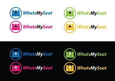 #83 for Design a Logo for Airline Seats Site by affineer