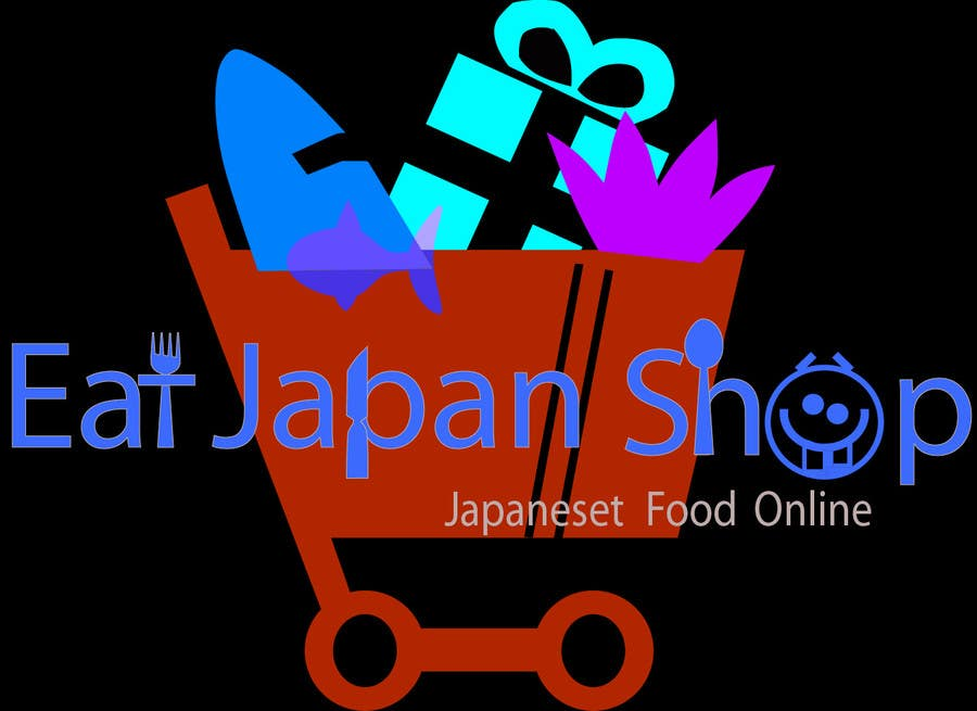 Konkurrenceindlæg #24 for Logo Design for Eat Japan Shop website