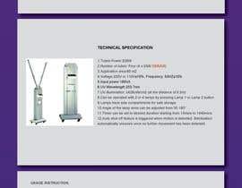 nº 18 pour design a catalog par samiabaly116