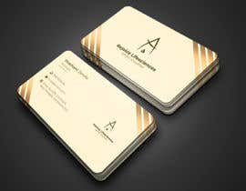 #46 para Need to design Logo, Visiting Card, Flyer, Standee, 50 ML Container Sticker, Instruction Card. de tamimhasan143