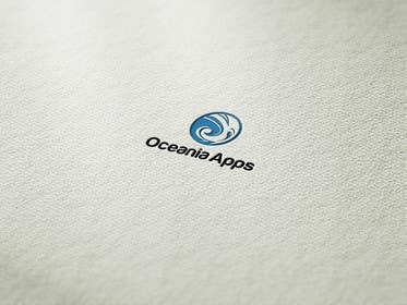 Nro 63 kilpailuun Design a Logo for Oceania Apps käyttäjältä SabaGraphica