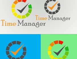 #35 untuk Design a Logo for Time Managment Sofware oleh captjake
