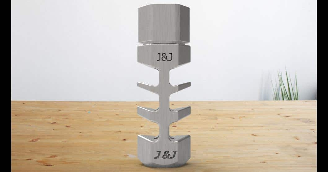 Bài tham dự cuộc thi #                                        78                                      cho                                         Design 3 unique and effective muzzle brakes
