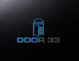 #79 for Make a logo:  Door 33 by ffaysalfokir