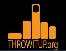 nº 8 pour Logo Design for ThrowItUp.org par MilosRankovic