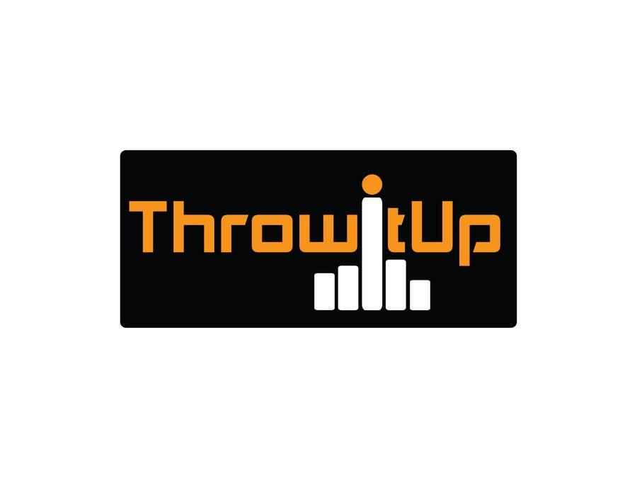 Penyertaan Peraduan #12 untuk Logo Design for ThrowItUp.org