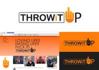 Proposition n° 18 du concours Graphic Design pour Logo Design for ThrowItUp.org