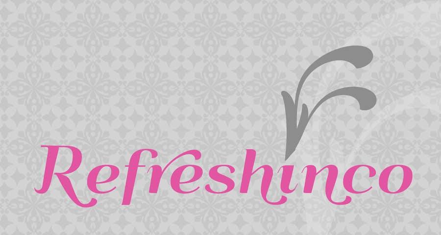 Bài tham dự cuộc thi #                                        65                                      cho                                         Logo Design for: ReFreshinco