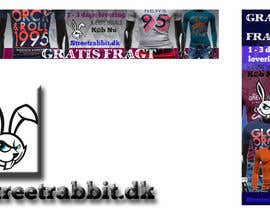 #50 for Design et Banner for streetrabbit.dk 4 by dacabre