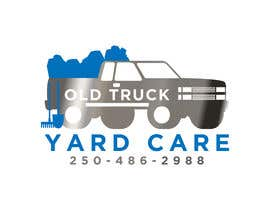 #75 for Old Truck Yard Care by BrilliantDesign8