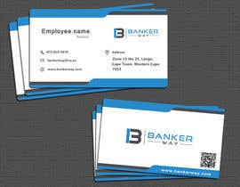 #12 cho Design some Business Cards for Banker Way bởi avirath