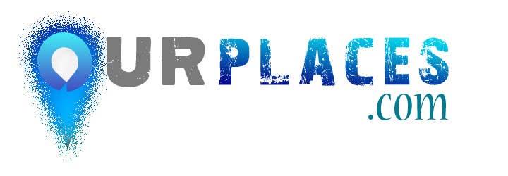 Bài tham dự cuộc thi #409 cho Logo Customizing for Web startup. Ourplaces Inc.