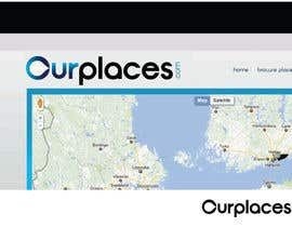 #210 для Logo Customizing for Web startup. Ourplaces Inc. от sikoru