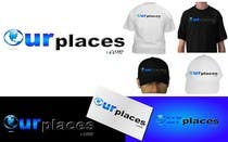 Graphic Design Entri Peraduan #415 for Logo Customizing for Web startup. Ourplaces Inc.