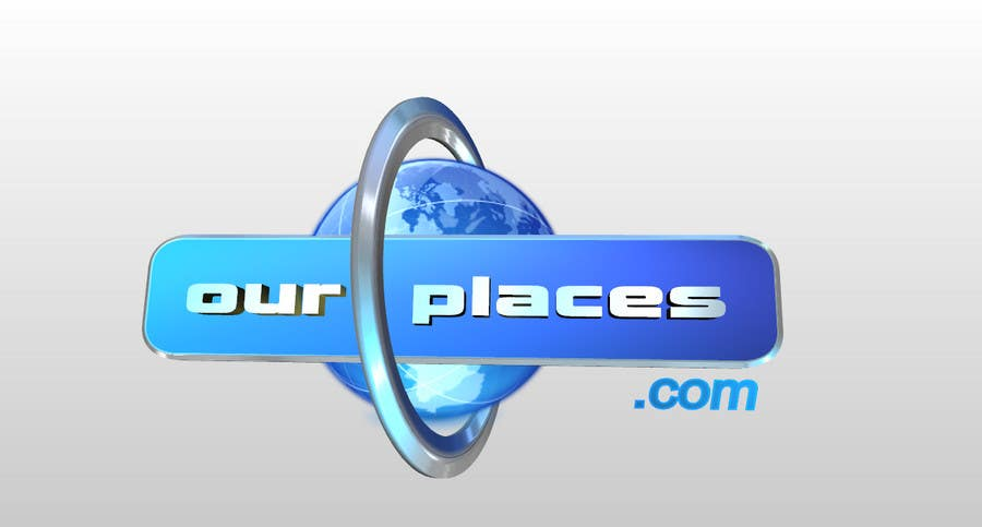 Bài tham dự cuộc thi #368 cho Logo Customizing for Web startup. Ourplaces Inc.
