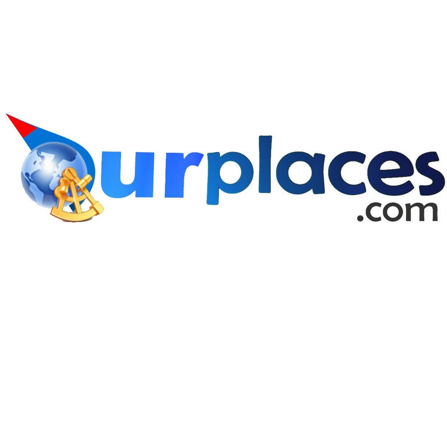 Penyertaan Peraduan #412 untuk Logo Customizing for Web startup. Ourplaces Inc.