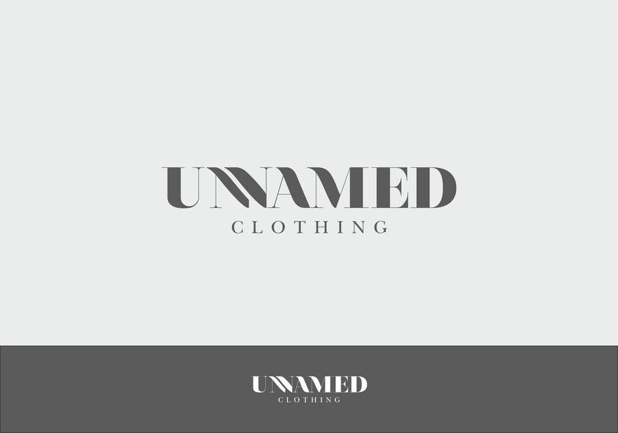 Contest Entry #                                        60                                      for                                         Design a Logo for unnamed clothing co.