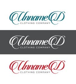 #77 cho Design a Logo for unnamed clothing co. bởi TangaFx