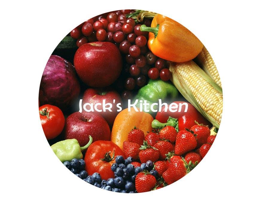 Konkurrenceindlæg #3 for Design a Logo for a bio-organic restaurant